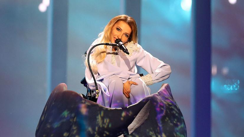 «Не побоялась ничего»: как в России отреагировали на выступление Самойловой на Евровидении