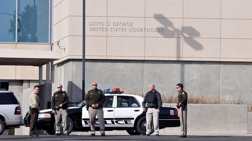 Суд в Неваде впервые за 12 лет разрешил казнить осуждённого