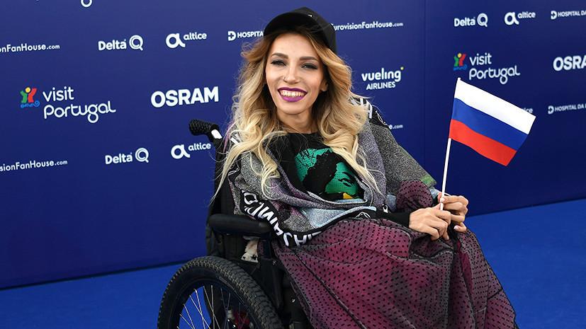 Перегорела: Юлия Самойлова не прошла в финал Евровидения