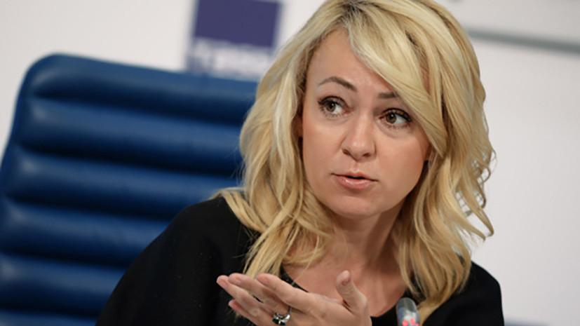Рудковская прокомментировала выступление Самойловой на Евровидении