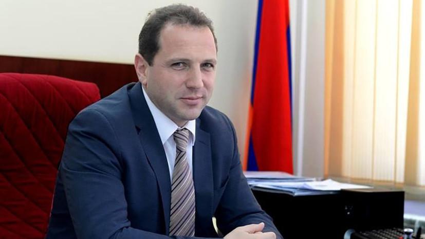 Пашинян назвал имя нового министра обороны Армении