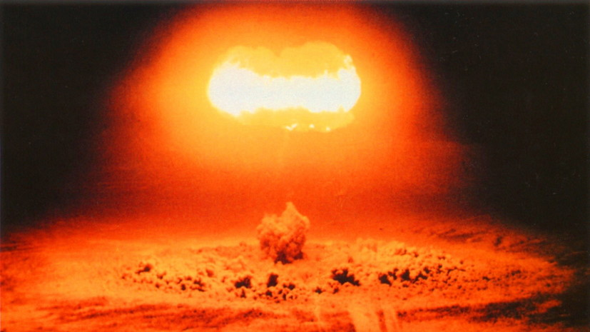 В Минобороны рассказали о ведущихся за рубежом разработках для сокрытия ядерных взрывов