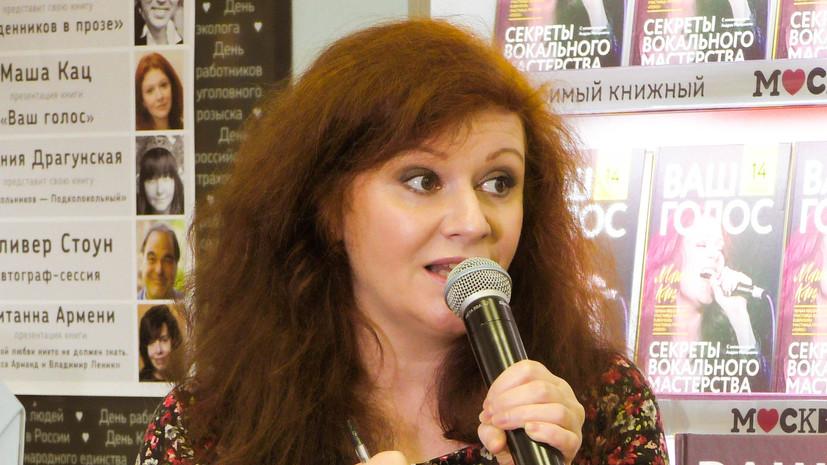 Первая участница Евровидения от России оценила выступление Самойловой