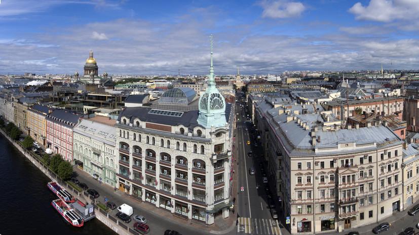 Синоптики заявили о потеплении в выходные в Петербурге до +25 °С