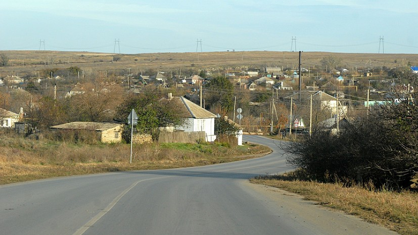 ОНФ: каждому четвёртому жителю села недоступны учреждения культуры и отдыха