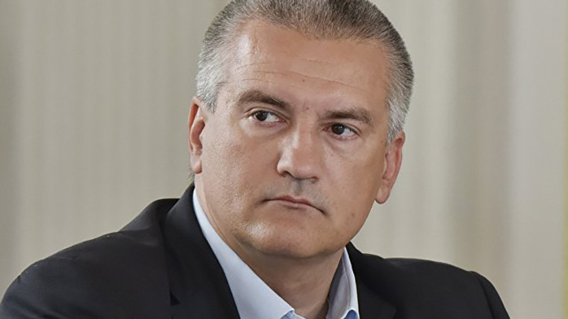 Аксёнов назначил нового министра транспорта Крыма