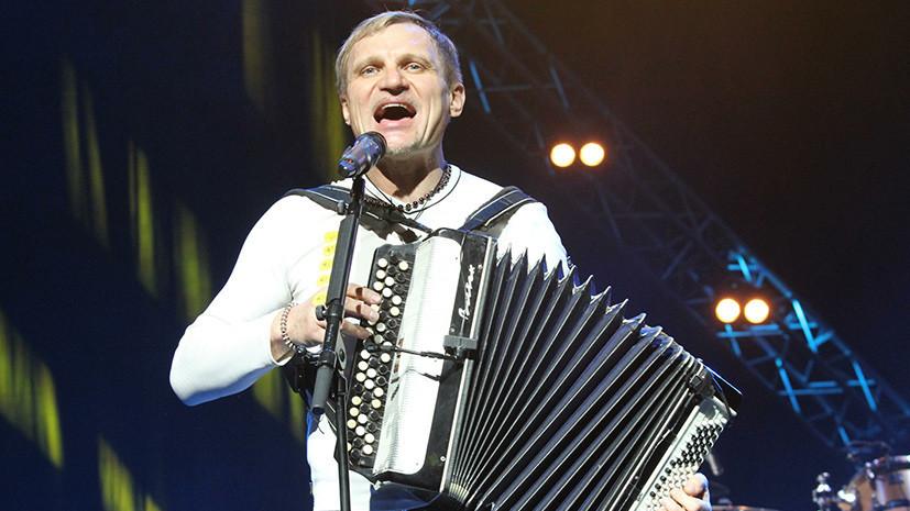 Музыкант Олег Скрипка рассказал об уходе части зрителей с концерта в Гааге из-за его высказываний