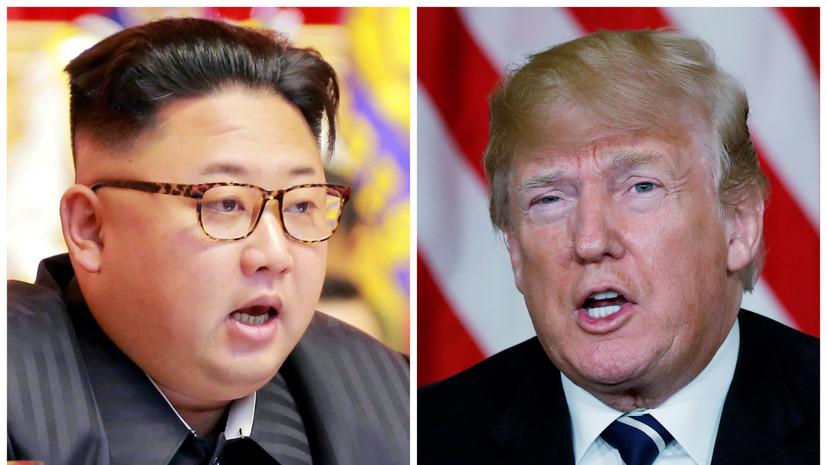 СМИ сообщили о возможности присутствия Си Цзиньпина на встрече Трампа и Ким Чен Ына