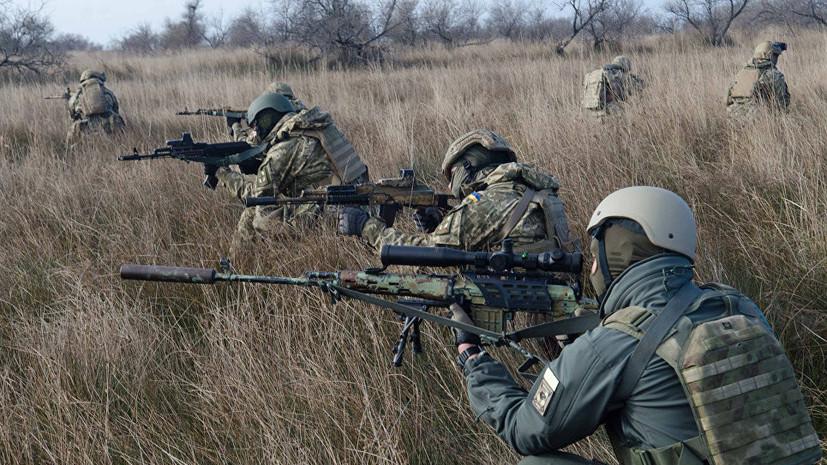 В ДНР рассказали о переходе ВСУ к структуре подразделений НАТО