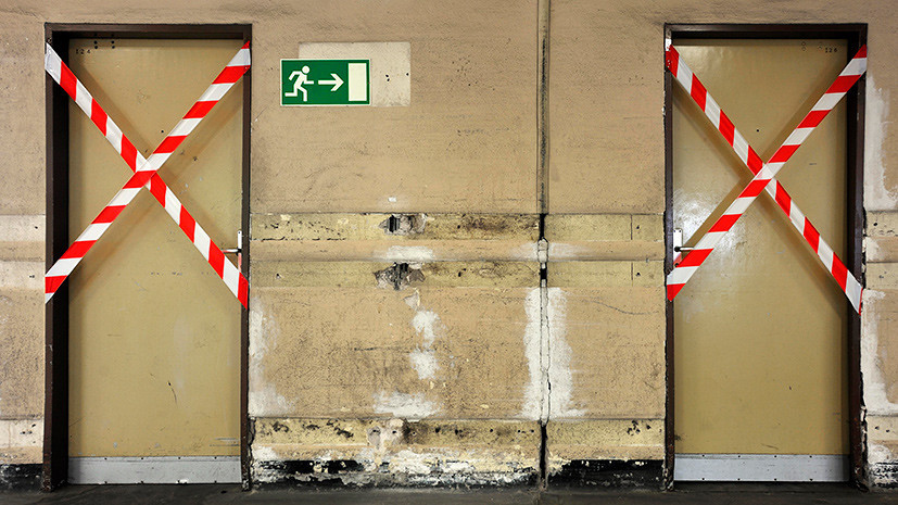 СМИ сообщили о проблемах с ремонтом туалетов в центре Вашингтона из-за антироссийских санкций