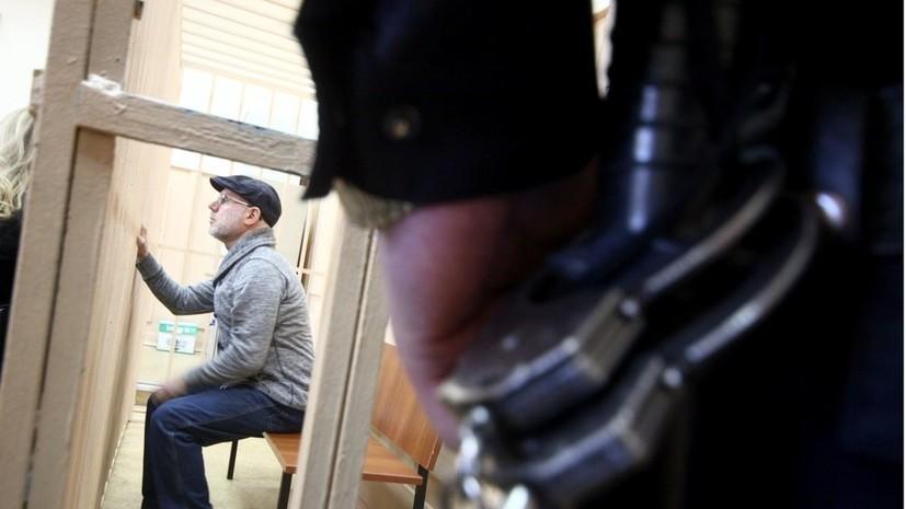 СК настаивает на переводе Малобродского из СИЗО под домашний арест