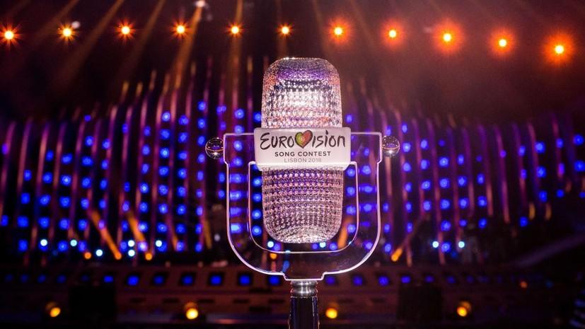 Главную награду Евровидения доставили на лиссабонскую арену