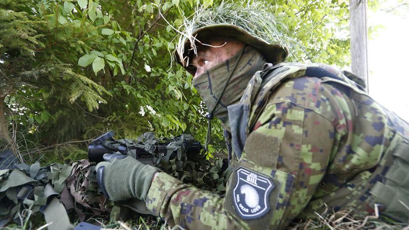 Министр обороны Эстонии заявил о готовности страны противостоять любой угрозе