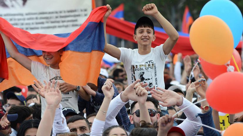 Назначен глава МИД Армении