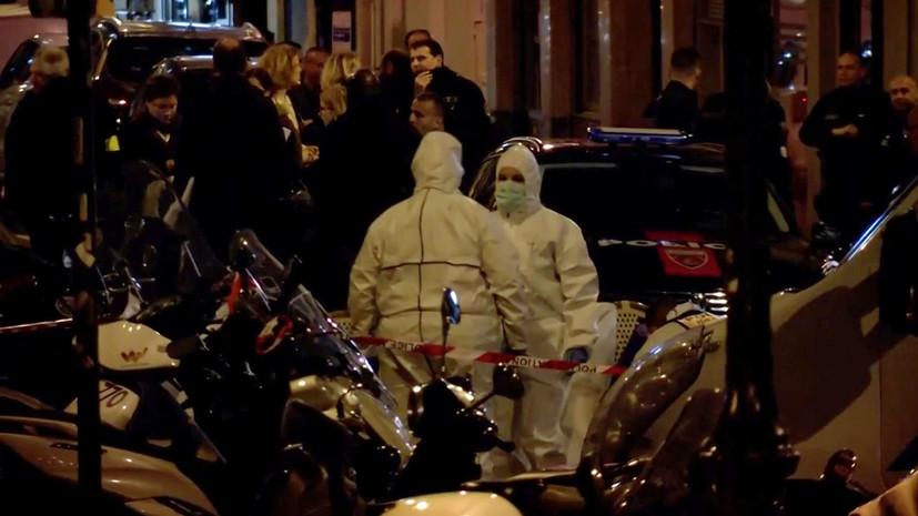 СМИ: Напавший на прохожих в Париже был выходцем из России