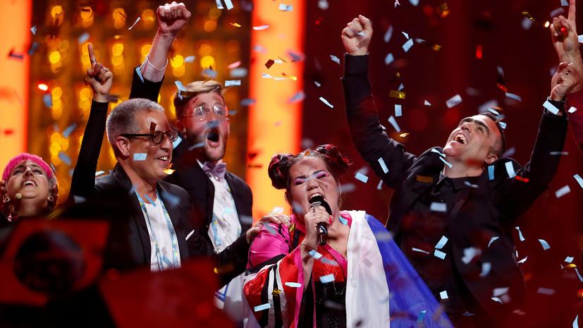 Киркоров поздравил певицу из Израиля с победой на Евровидении
