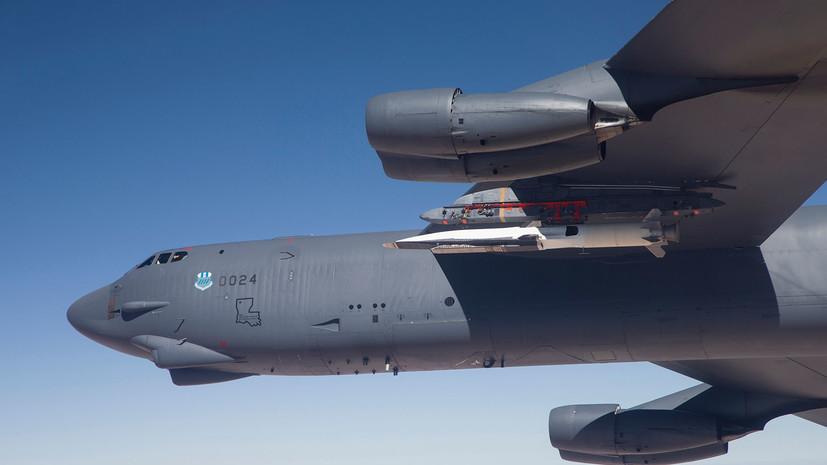 Американский телеканал сравнил возможности гиперзвукового оружия России, США и Китая