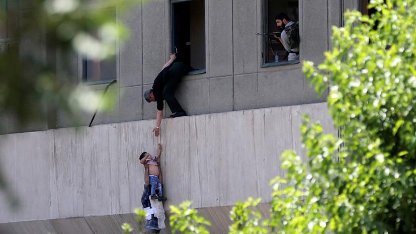 СМИ: В Иране приговорили к казни восьмерых человек, причастных к нападению на парламент в 2017 году