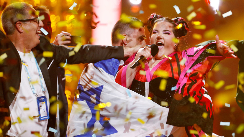 Пригожин оценил победу на Евровидении-2018 конкурсантки из Израиля