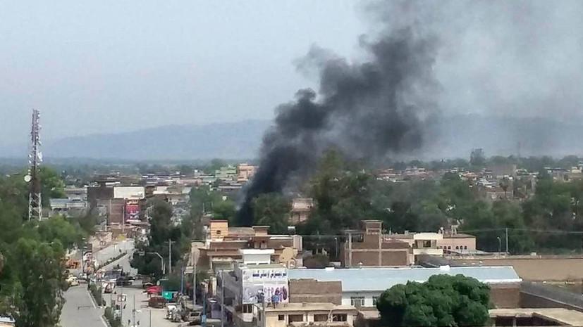 СМИ: При нападении боевиков в Афганистане погибли шесть человек