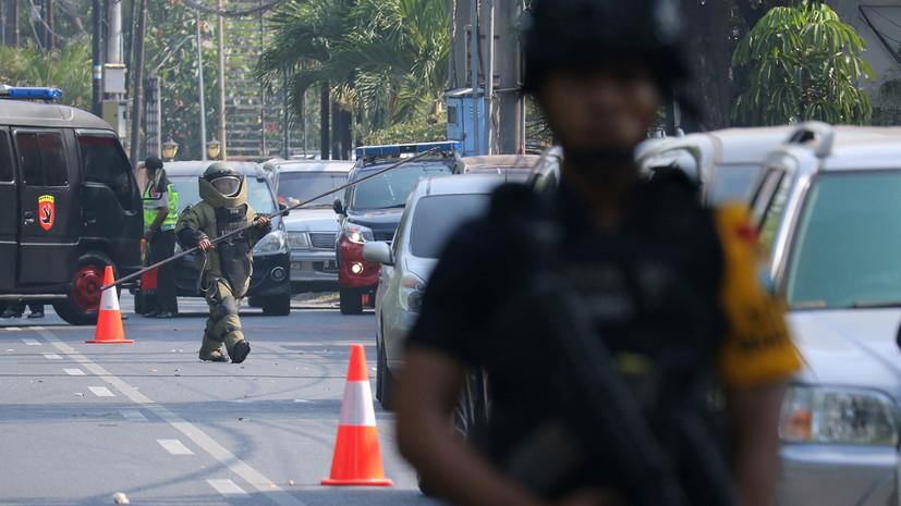 ИГ взяло на себя ответственность за взрывы в церквях Индонезии