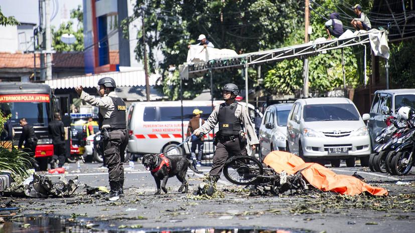 Угрожают ли взрывы в церквях Индонезии туристам