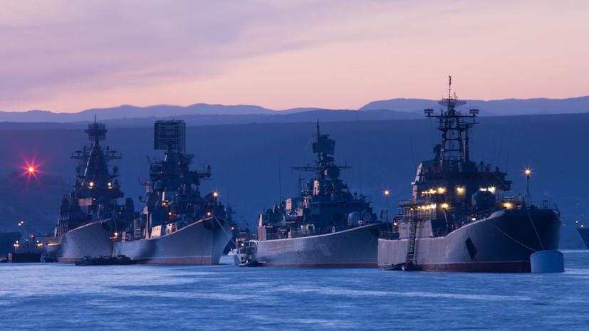 «Подобной гавани в Европе нет»: как создавался Черноморский флот России