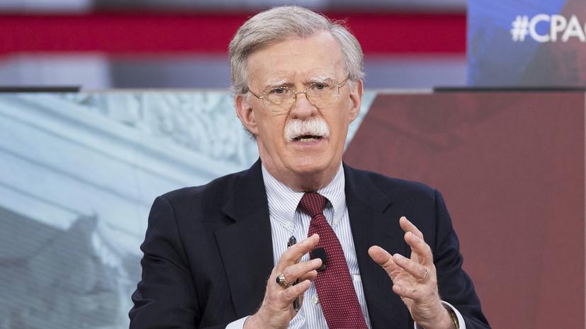 В США не исключили введение санкций против компаний ЕС за сотрудничество с Ираном