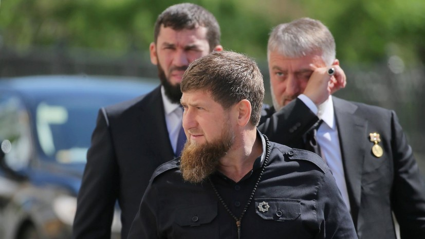 Кадыров рассказал о напавшем с ножом на прохожих в Париже