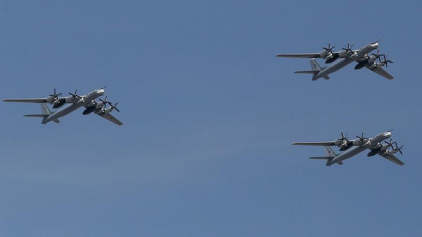 Российские военные рассказали о действиях пилотов F-22, сопровождавших самолёты ВКС