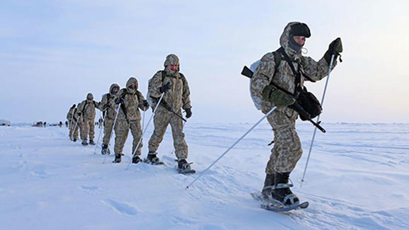 США хотят обозначить свои позиции вАрктике назло Российской Федерации