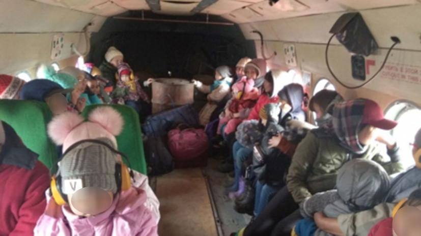 В зону паводка в Якутии попали более 1,3 тысячи человек