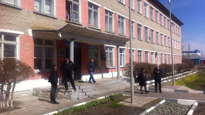 Власти проведут оценку работы школы, где учился напавший на студентов в Барабинске