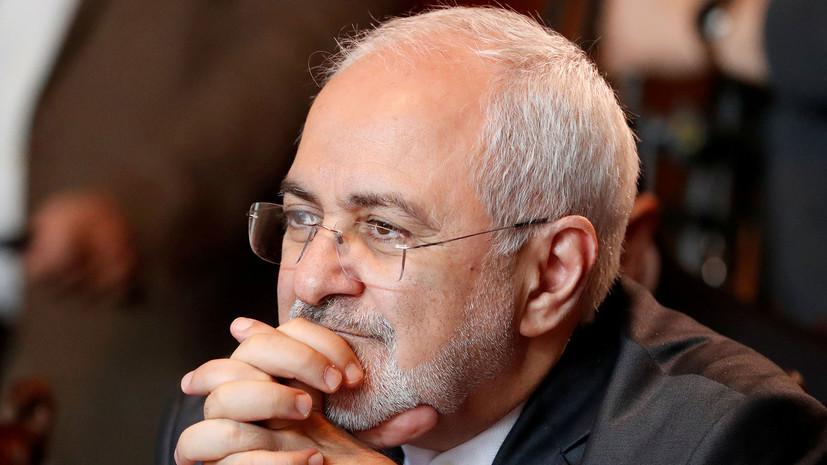 В МИД Ирана заявили, что нарушение международных правил стало для США привычкой