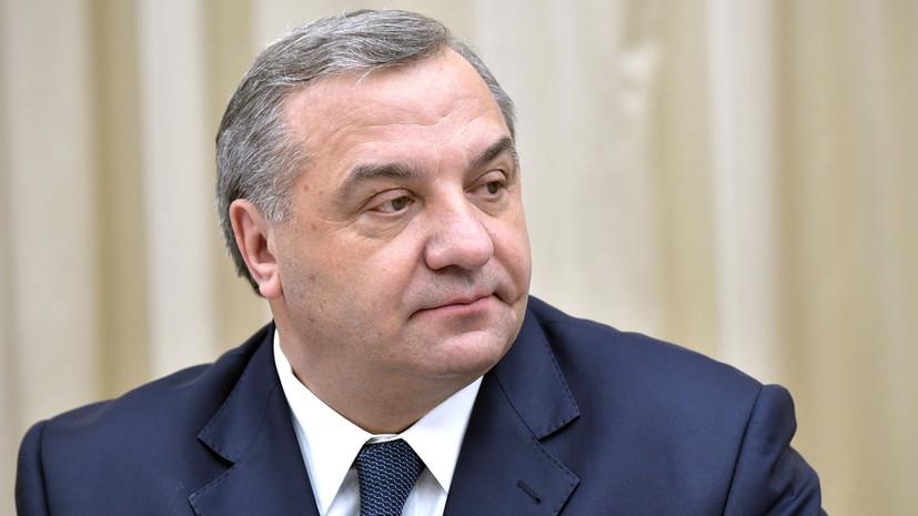 Глава МЧС прибыл в Якутию