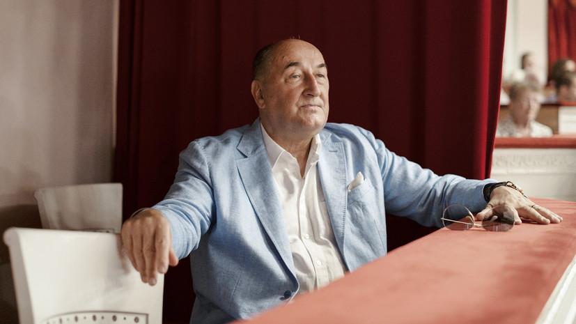 У актёра Бориса Клюева диагностировали рак