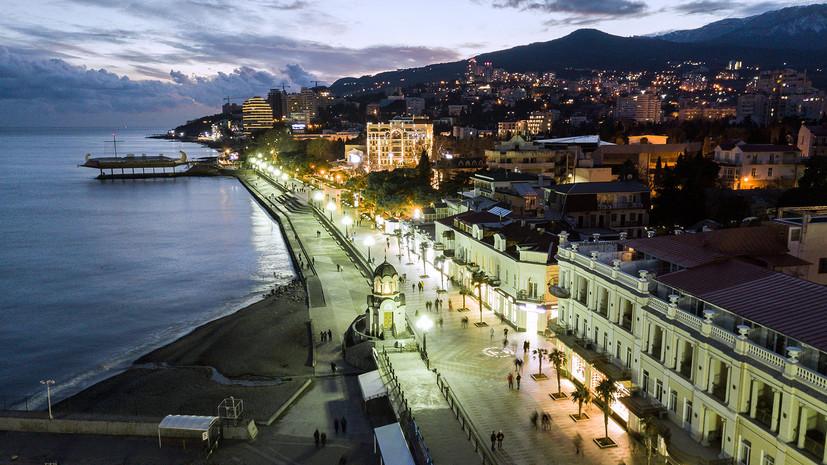 Мэр французского города Мариньян заявил, что не боится санкций из-за посещения Крыма