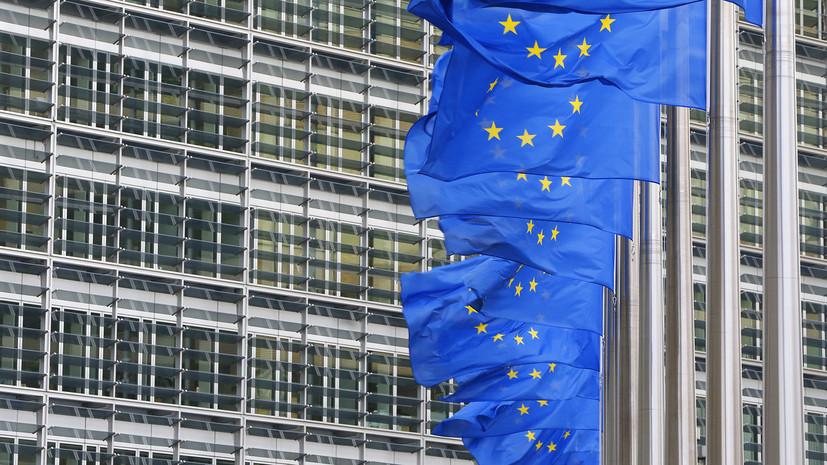 Источник: ЕС принял новые ограничительные меры из-за проведения выборов в Крыму