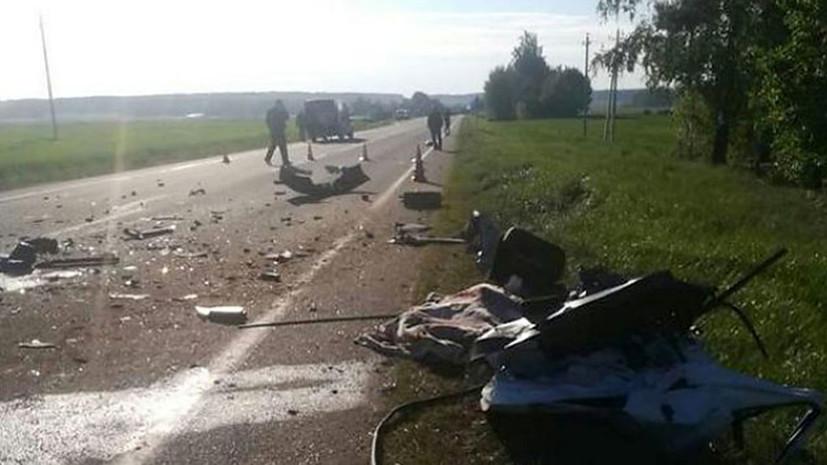 В посольстве Украины рассказали о состоянии пострадавших в ДТП в Белоруссии детей