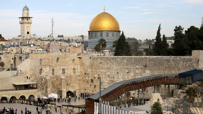 В МИД прокомментировали возможность переноса посольства России в Иерусалим