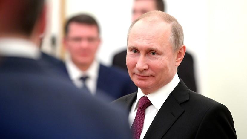 Путин примет участие в торжественном открытии Крымского моста