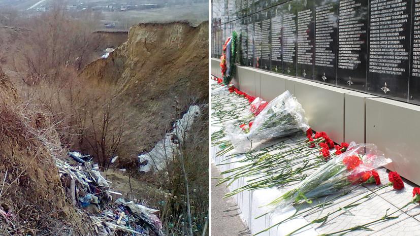 Разрушение кладбища воинов ВОВ в Саратовской области можно остановить, сэкономив бюджет