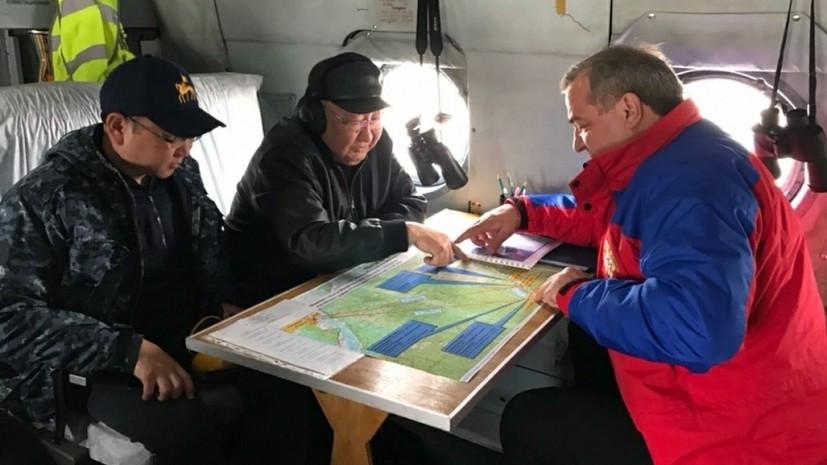 В Якутии объявили режим чрезвычайной ситуации из-за паводков
