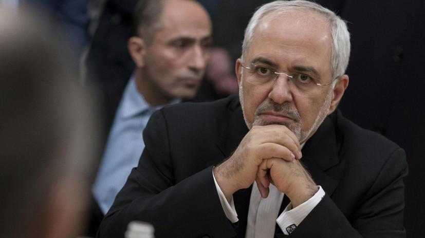 Глава МИД Ирана назвал днём великого позора события в Израиле и секторе Газа