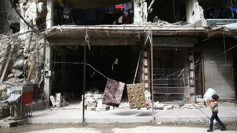 Лаврентьев: ситуацию в Восточной Гуте и Хомсе удалось стабилизировать почти бескровно