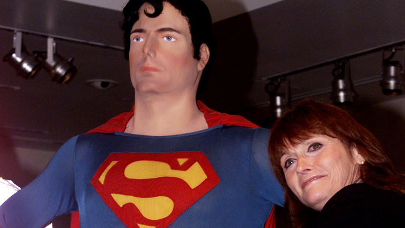 В США умерла звезда фильмов про Супермена Марго Киддер