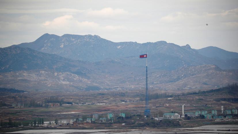 Денуклеаризация в действии: Северная Корея приступила к демонтажу ядерного полигона Пхунгери