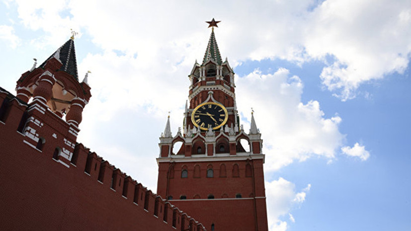 В Кремле назвали возмутительными действия СБУ в отношении РИА Новости Украина