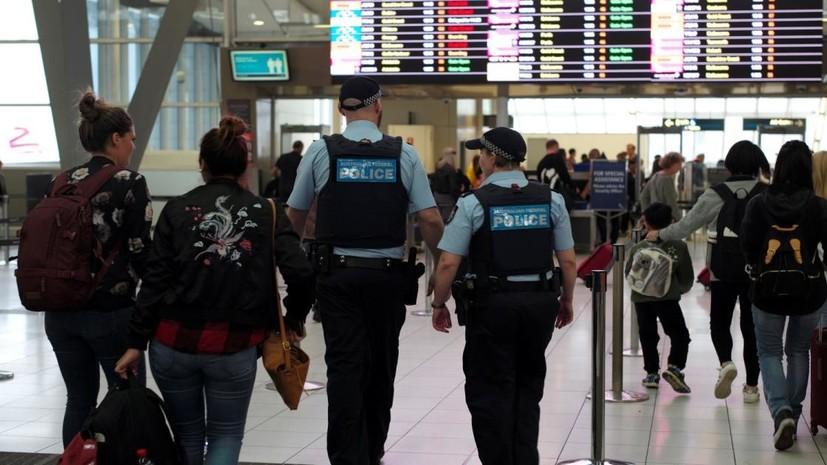 Премьер Австралии рассказал об усилении проверок в аэропортах страны