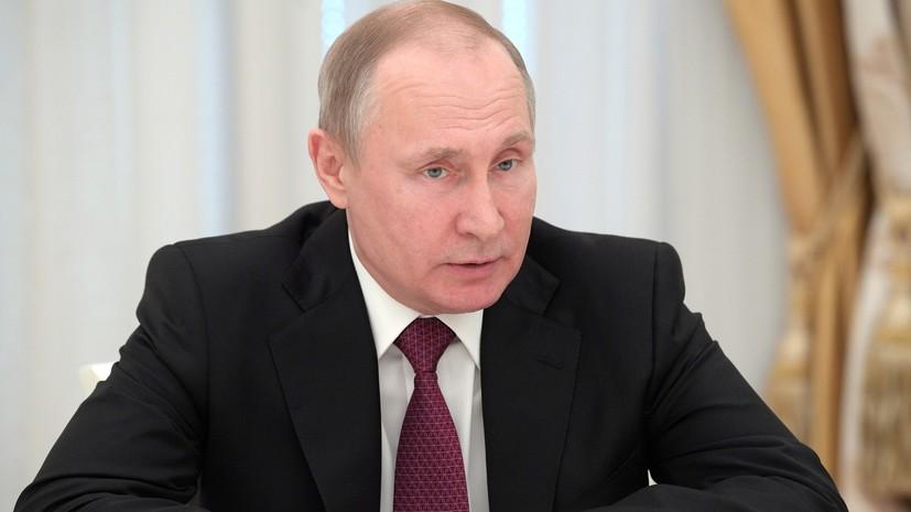 Путин рассказал о «трещине» в отношениях Собчака и близкого окружения Ельцина